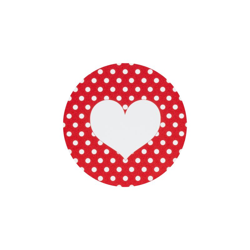 coeur petit pois blanc et rouge coeur3 goodies by sportcam. Black Bedroom Furniture Sets. Home Design Ideas