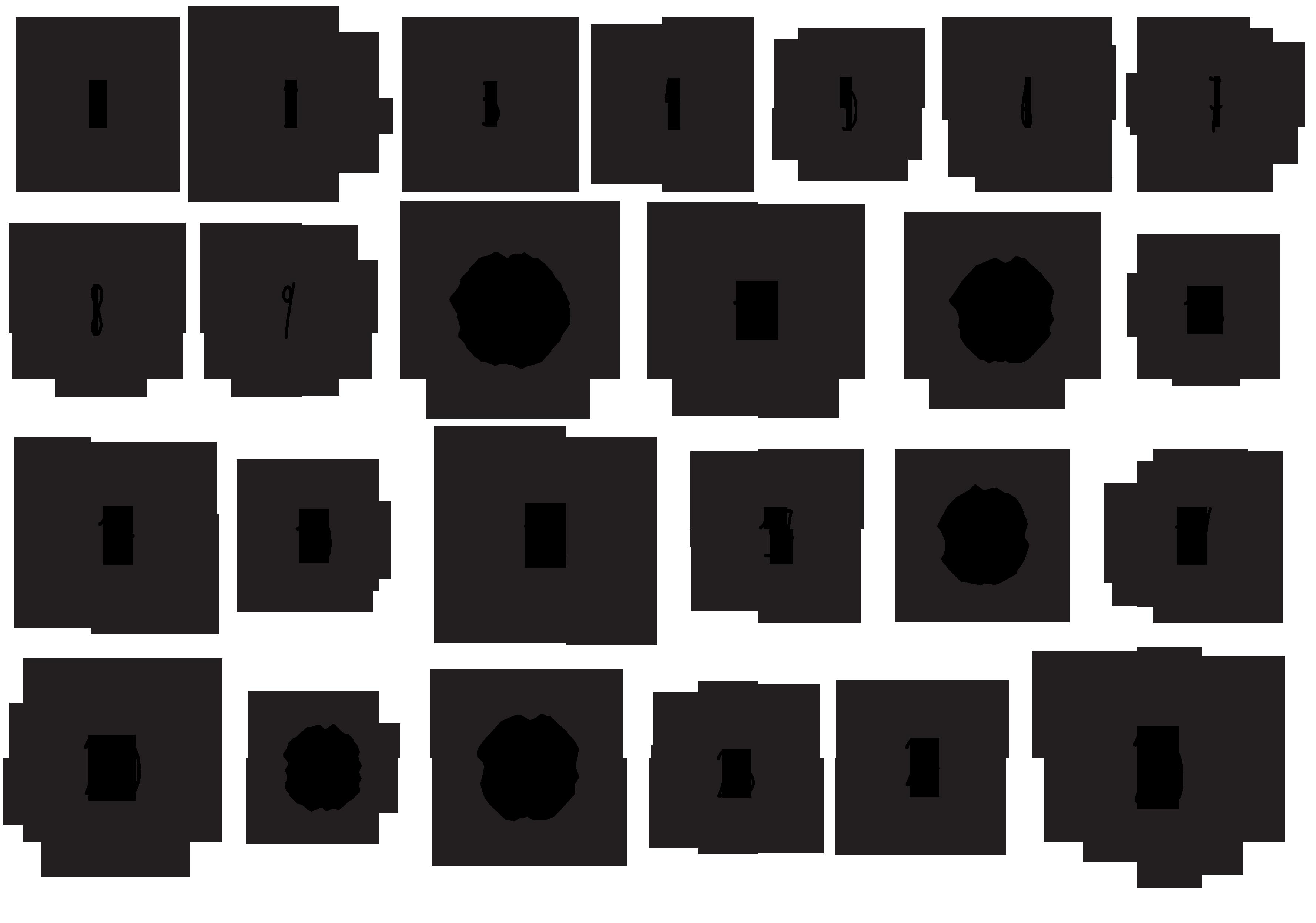 Numero pour calendrier de l 39 avent noel 11 goodies by sportcam - Chiffres pour calendrier de l avent a imprimer ...